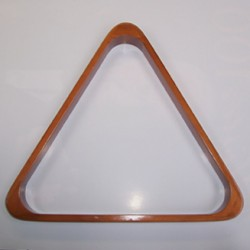 Triangle hout - 57.2mm professional